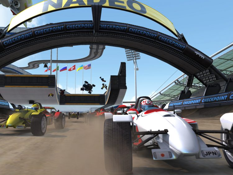 trackmania nations forever snap ubuntu