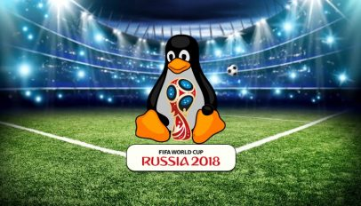 world cup 2018: linux apps