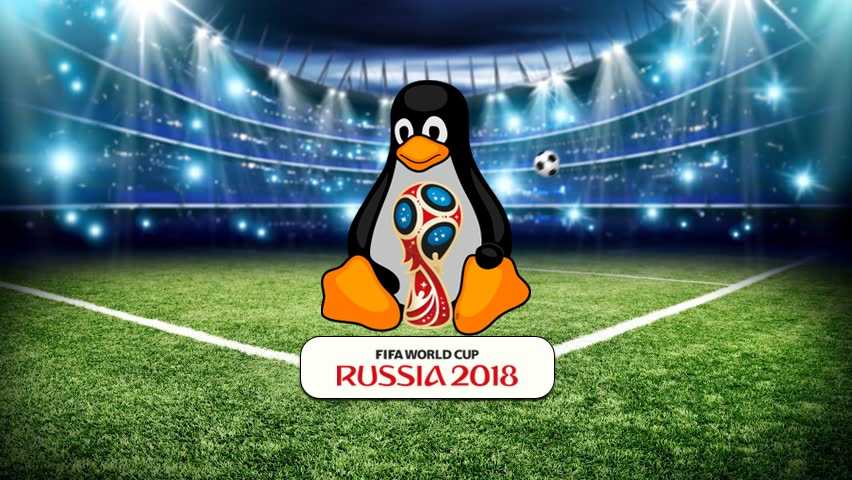 world cup 2018 linux apps