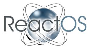 reactOS logo png transparent