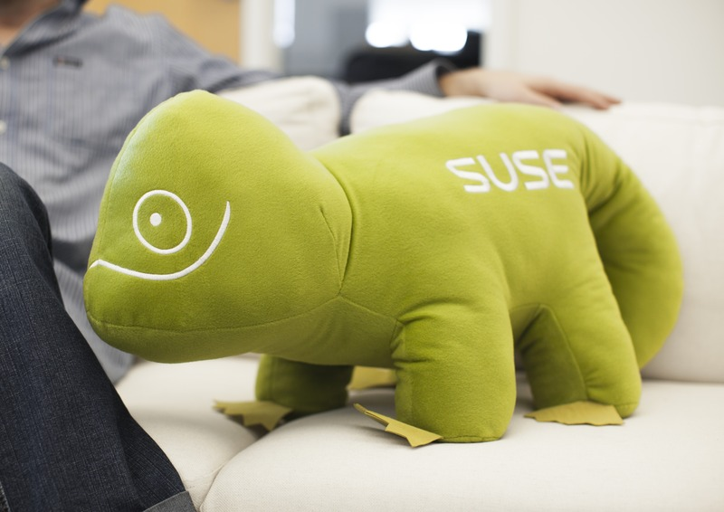 suse chameleon toy