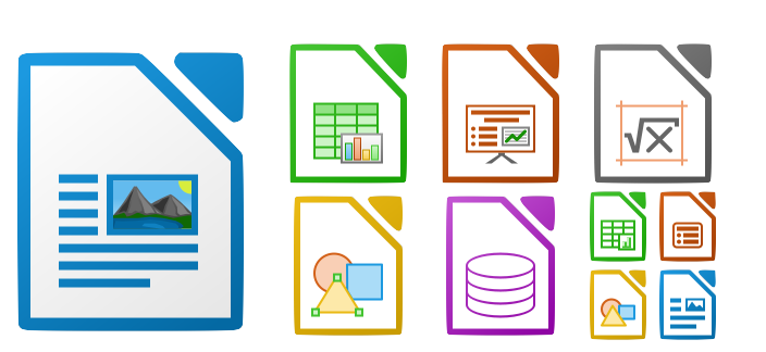 The new icons in libreoffice 6.1
