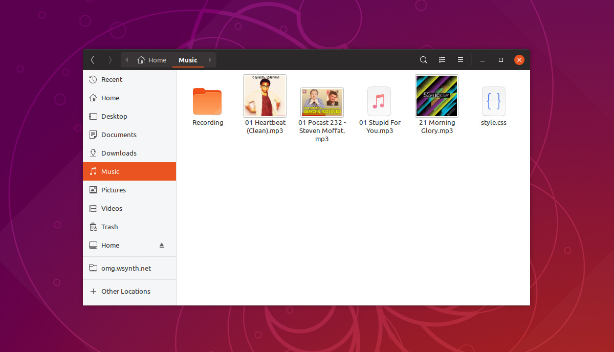 Ubuntu's new look with the Yaru GTK theme