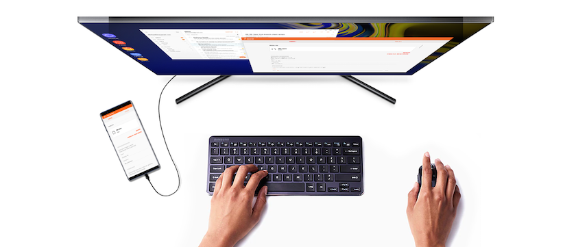 samsung linux on dex enters beta