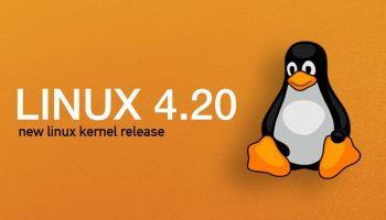 Linux 4.20 kernel release