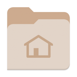 brown folder icon png