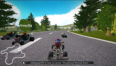 supertuxkart online multiplayer
