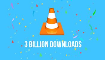 vlc just hit 3 billion downloads
