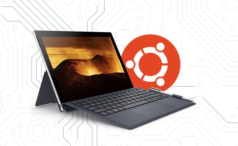 Windows ARM laptop with Ubuntu