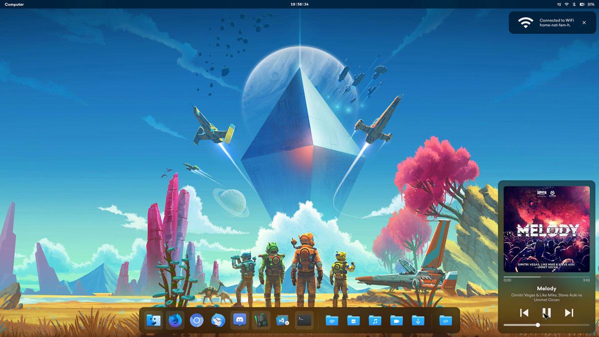 Epic Ubuntu Desktop