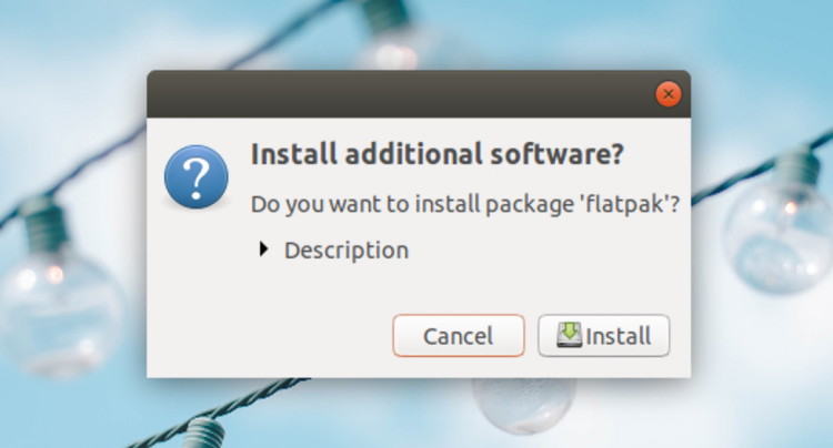 It's easy to install Flatpak in Ubuntu