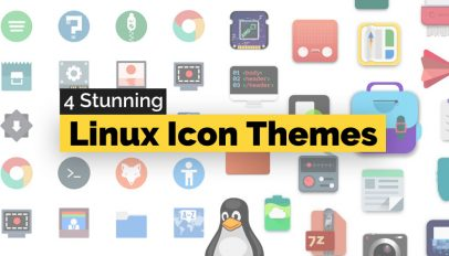 new linux icon themes