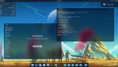 custom openbox ubuntu desktop