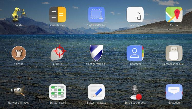 inconsistent icons in ubuntu
