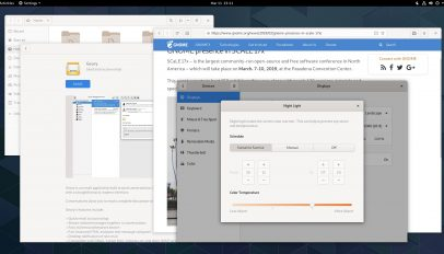 GNOME 3.22 features - apps