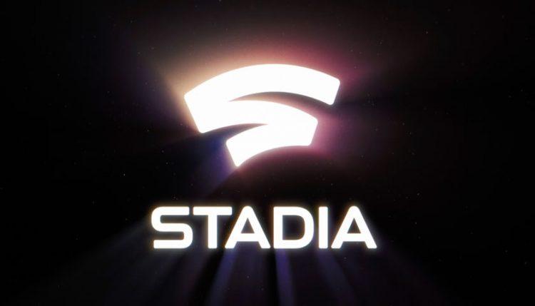 Google Stadia logo