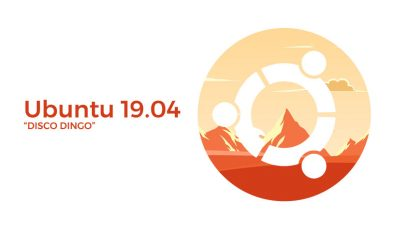 Ubuntu 19.04 mountains