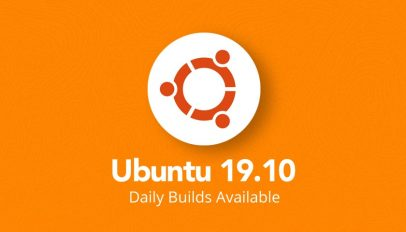 ubuntu 19.10 daily builds now available to download