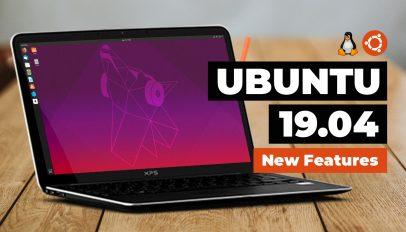 Ubuntu 19.04 video