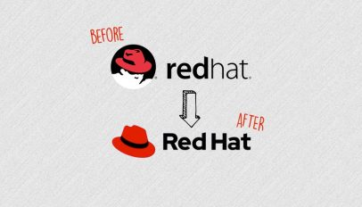 new red hat logo