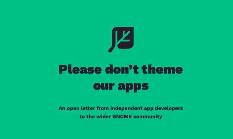 stop theming apps website