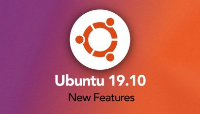 Ubuntu 19.10 features