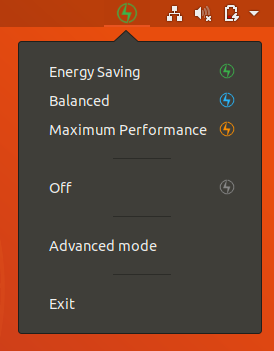 battery saver app for ubuntu