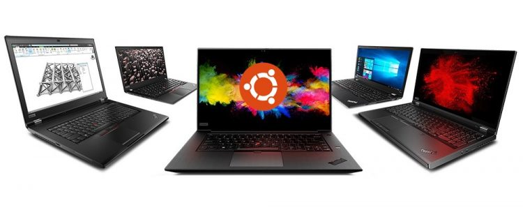 ThinkPad-P series laptops