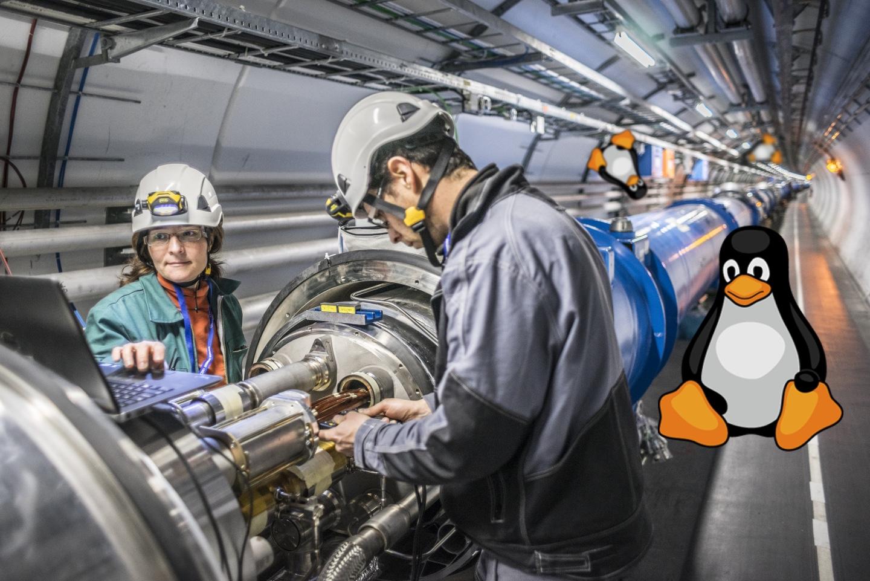 CERN LHC