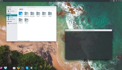 Enso Linux distribution