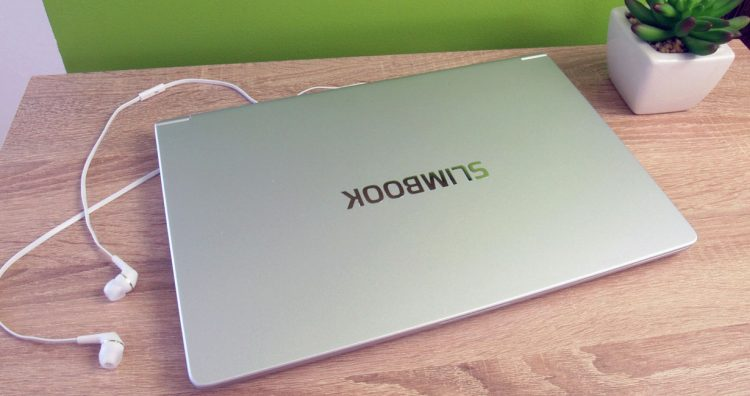 Slimbook Pro X back