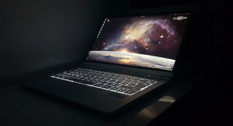 Slimbook Pro X Backlit Keyboard