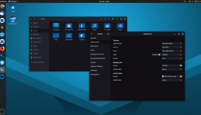 StarLabs Dark GTK Theme