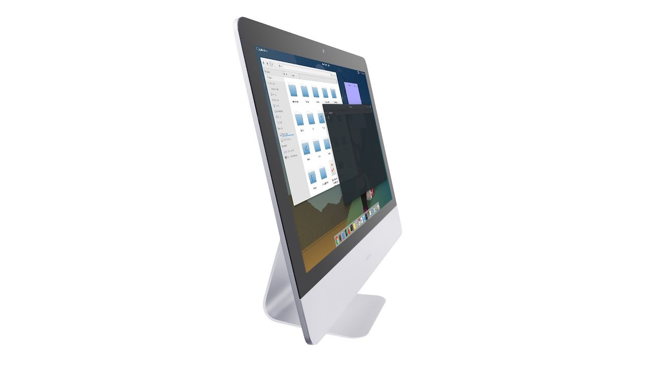 Slimbook Apollo AIO: Front