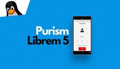 Librem 5 linux phone