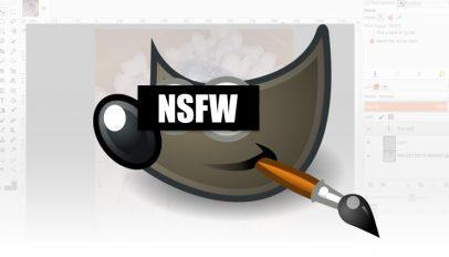 NSFW GIMP