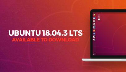 ubuntu 18.04.3 LTS