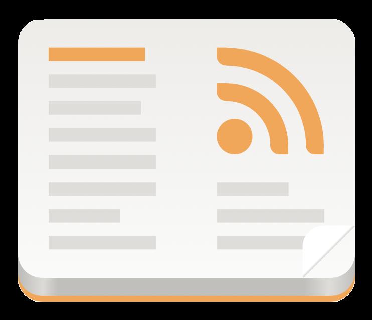feeds rss reader logo