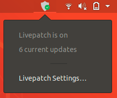 livepatch integration