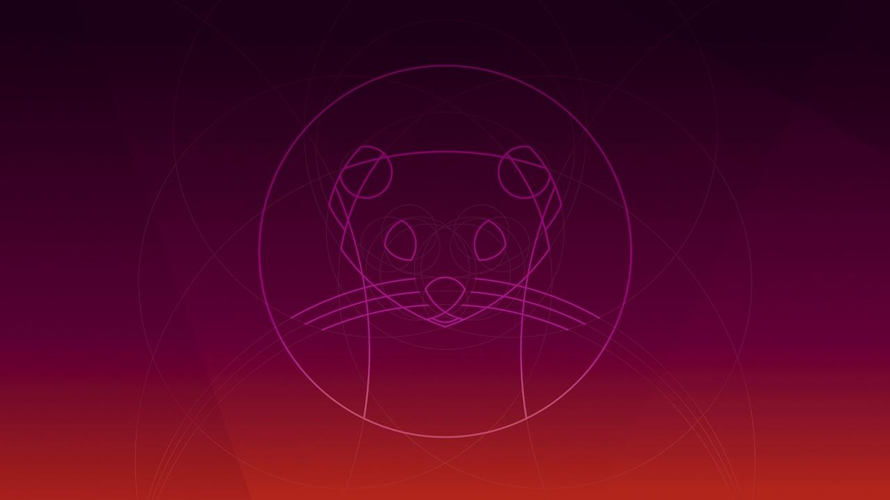 Here's Ubuntu 19.10's New Default Wallpaper