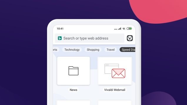 The Vivaldi Browser is Now Available on Android