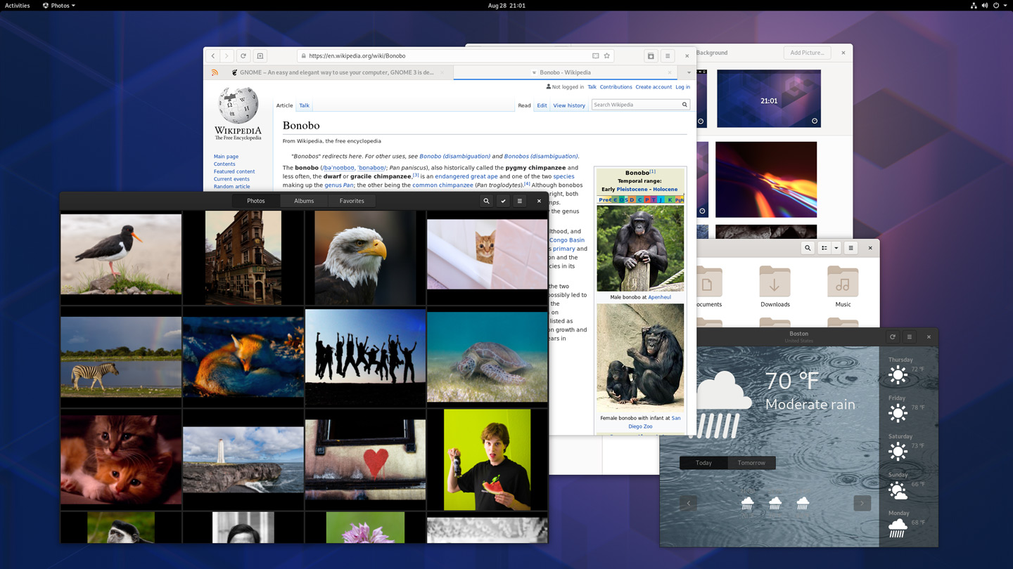 """GNOME 3.34 Released with """"Drastically Improved"""" Responsiveness"""