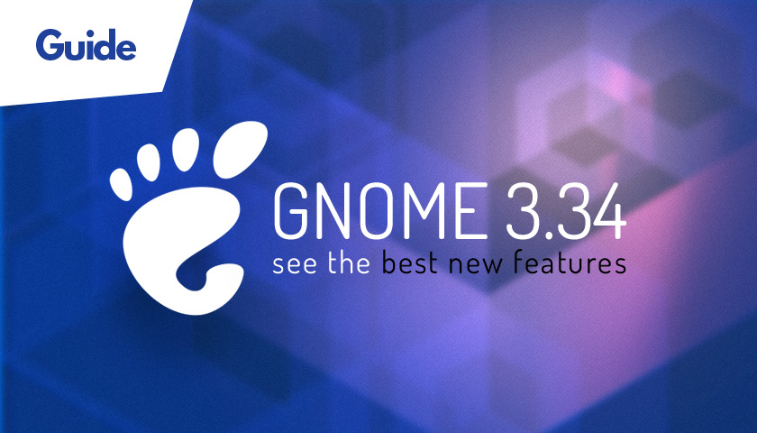 GNOME 3.34 features