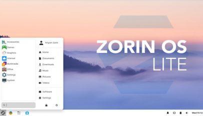 Zorin OS lite