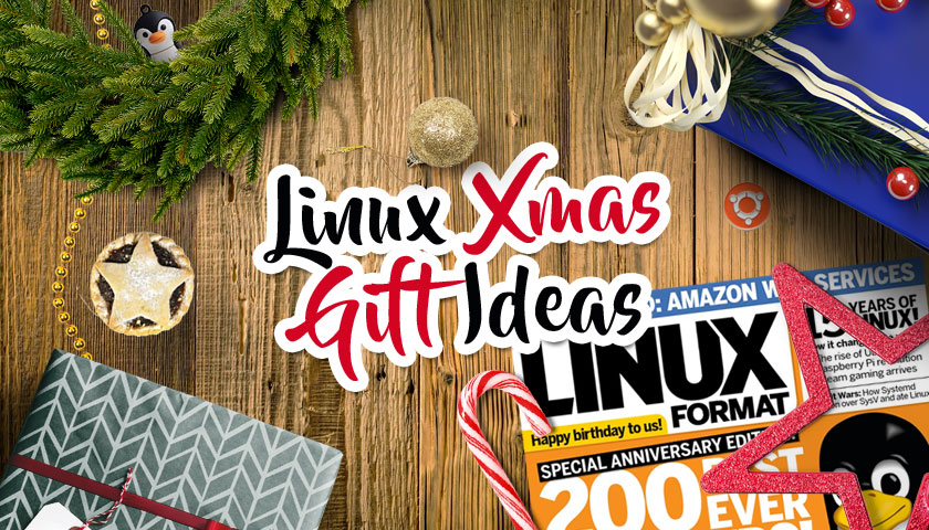 Buying for a Linux Fan? Check Our Epic Christmas Gift Guide