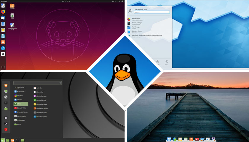 5 Best Linux Distros For Windows 7 Users