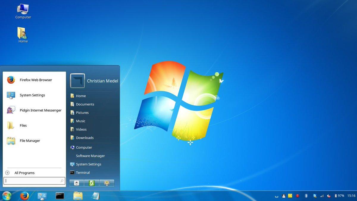 Make Linux Mint Look Like A Mac With This New Theme Omg Ubuntu