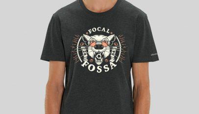 Focal Fossa T-shirt