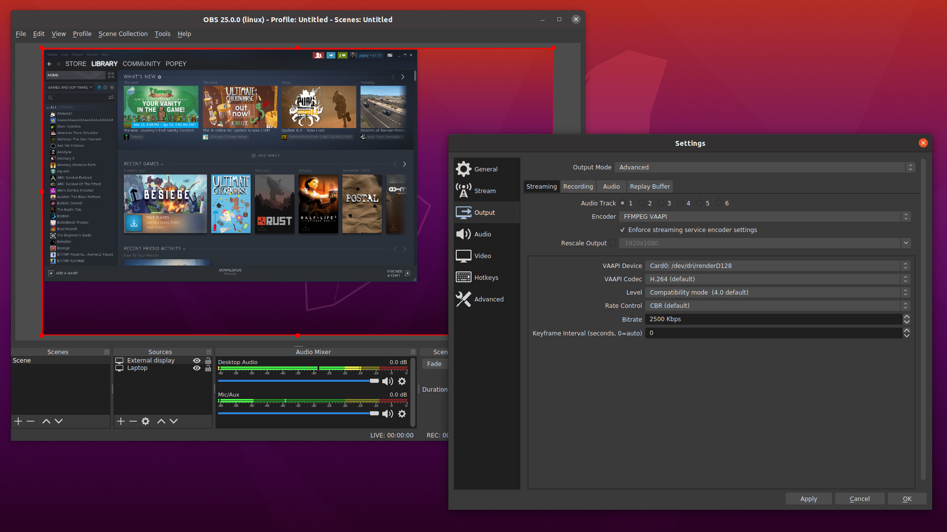 Obs Studio 25 0 Released With Vulkan Based Games Capture