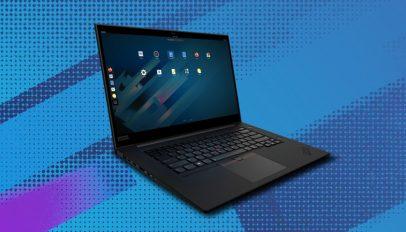 Fedora Lenovo Laptop